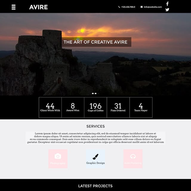 avire-one-page-template-01