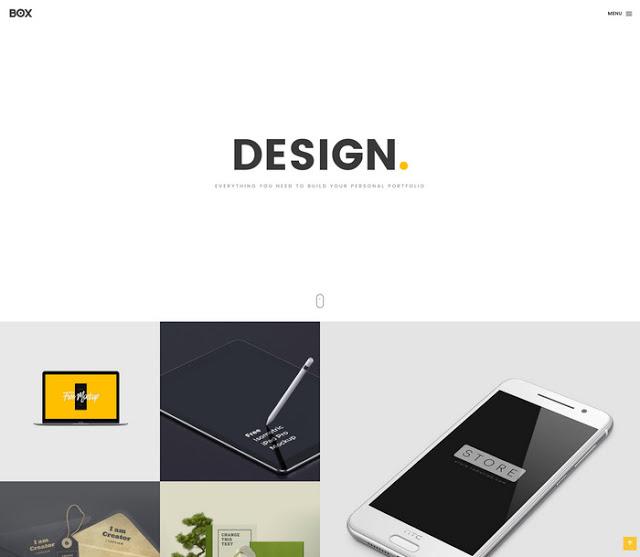 box-portfolio-html-template