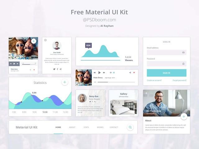 material_design_ui_kit_psd_free_download