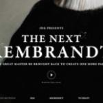 website inspiration next rembrandt