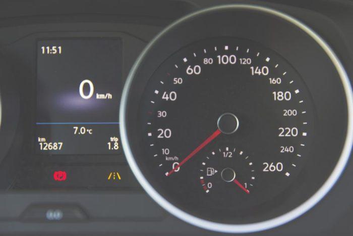 قياس سرعة الموقع