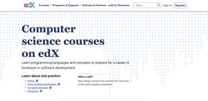 دورات البرمجة على Edx