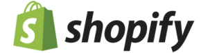 لوجو Shopify